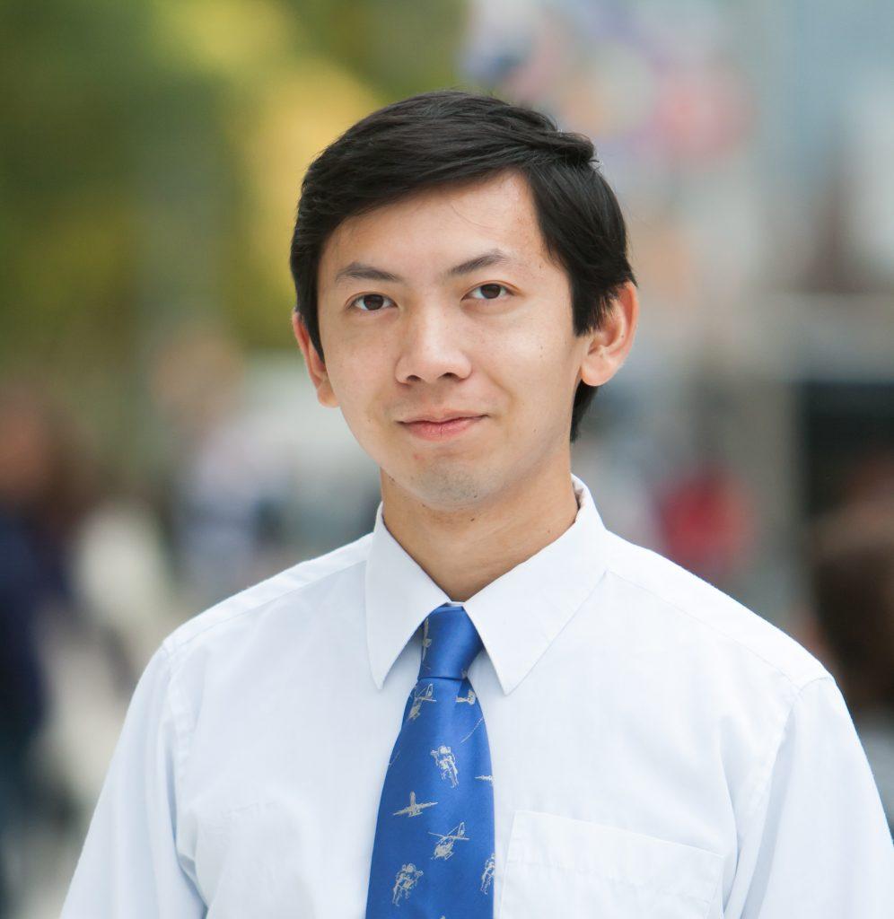 Jeremy Chan-Hao Wang